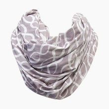 Load image into Gallery viewer, Itzy Ritzy Nursing Happens Infinity Breastfeeding Scarf