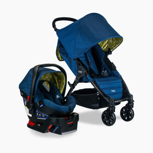 Britax Pathway & B-Safe 35 Travel System