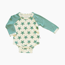 Load image into Gallery viewer, Babysoy Organic Cotton Star Bodysuit