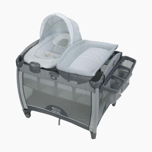Graco Pack 'n Play Quick Connect Playard with Portable Bouncer