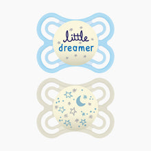 Load image into Gallery viewer, MAM Perfect Night Glow-In-The-Dark Pacifier