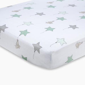 Aden + Anais Cotton Muslin Classic Crib Sheet