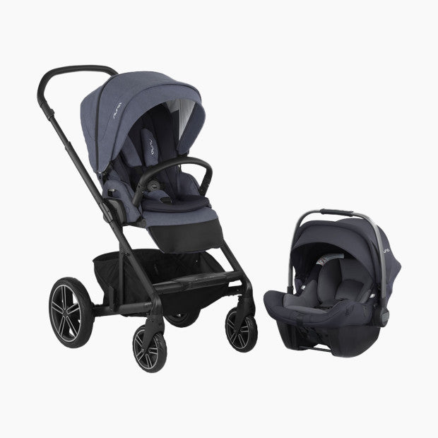 Nuna Mixx2 and Pipa lite LX Travel System