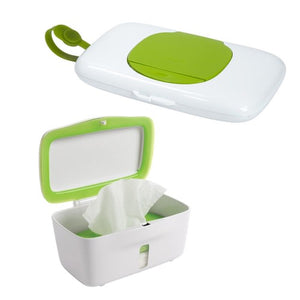 OXO Tot Wipes 2 Pack (Wipes Dispenser, On-the-Go Wipes Dispenser)