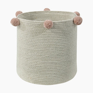 Lorena Canals Cotton Bubbly Basket