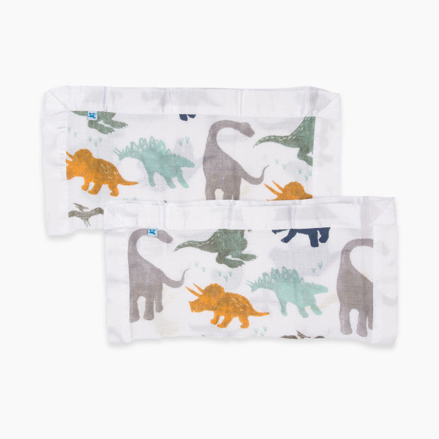 Little Unicorn Cotton Muslin Security Blanket (2 Pack)