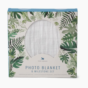 Little Unicorn Photo Blanket