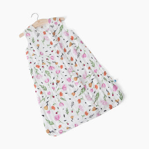 Little Unicorn Cotton Muslin Sleep Bag