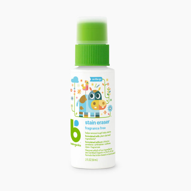 Babyganics On-the-Go Stain & Odor Remover Eraser