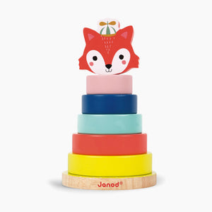 Janod Baby Forest Fox Stacker