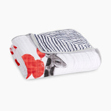 Load image into Gallery viewer, Aden + Anais Cotton Muslin Dream Blanket