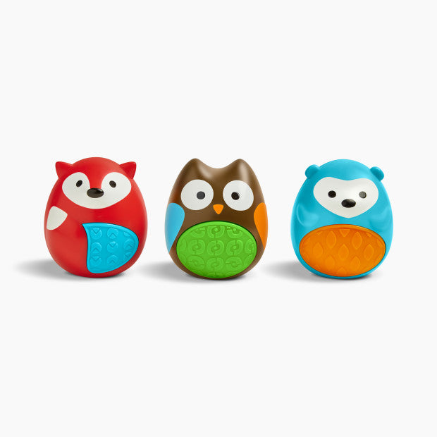Skip Hop Musical Egg Shaker Trio Rattle