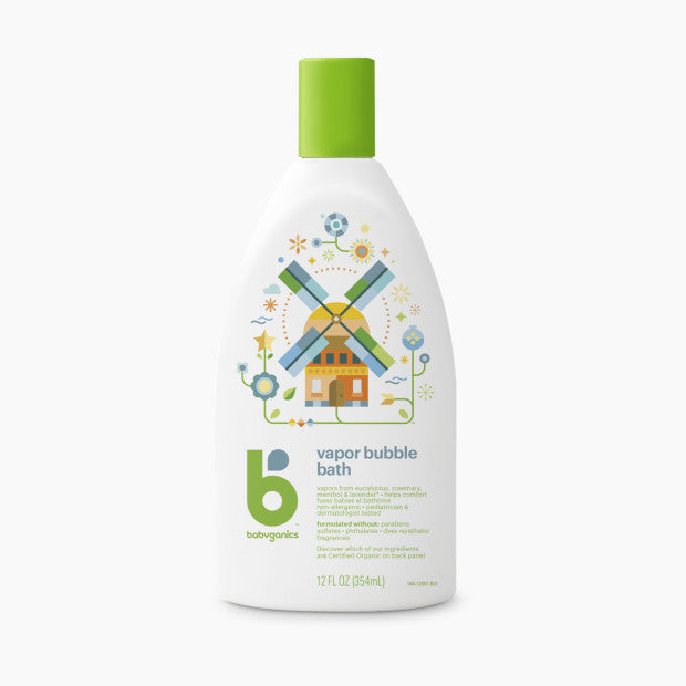 Babyganics Night Time Baby Bubble Bath