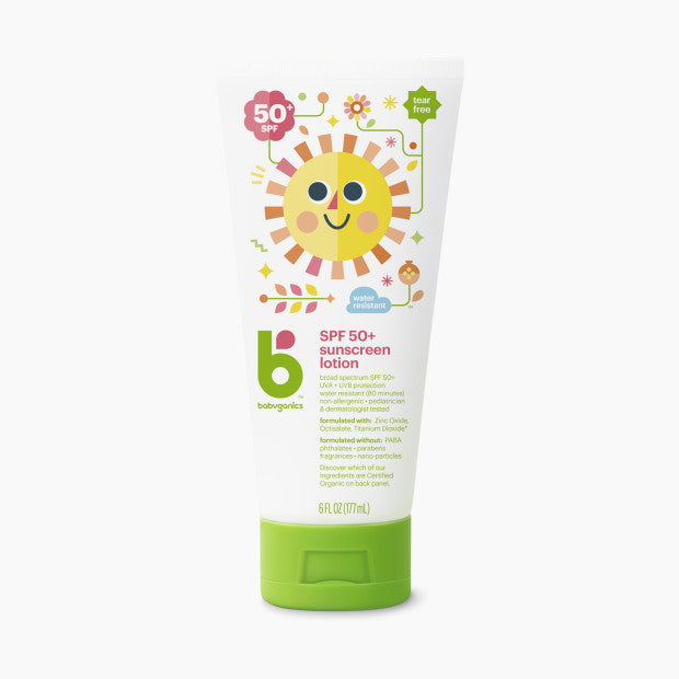 Babyganics Mineral-Based Sunscreen 50+ SPF