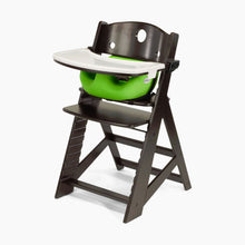 Load image into Gallery viewer, Keekaroo Height Right Highchair with Infant Insert and Tray