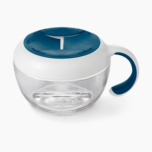 OXO Tot Flippy Snack Cup with Travel Lid