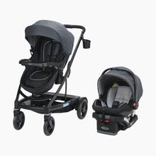 Load image into Gallery viewer, Graco Uno2Duo Travel System