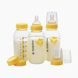 Medela Breastmilk Bottle Set (3 Pack)