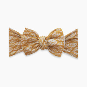 Baby Bling Printed Knot Headband