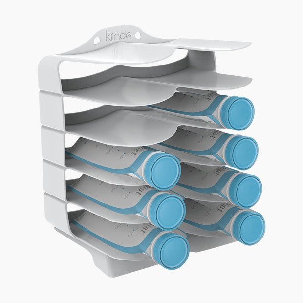 Kiinde Keeper Breast Milk Storage Rack
