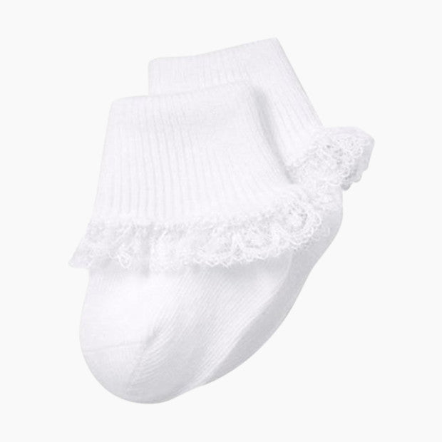 Jefferies Socks Simplicity Lace Socks