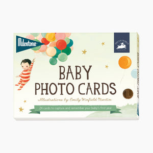 Milestone Dream World Baby Photo Cards