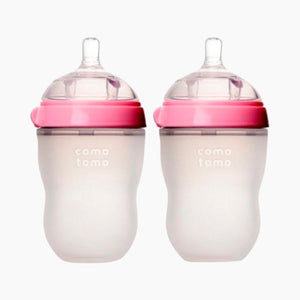 Comotomo Baby Bottle (2 Pack)