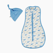 Load image into Gallery viewer, Kyte Baby Swaddle Bag & Hat