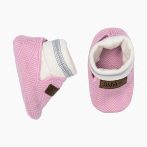 Juddlies Designs Organic Stay-On Slippers