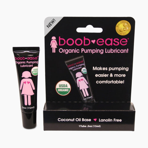 Bamboobies boob-ease Organic Pumping Lubricant