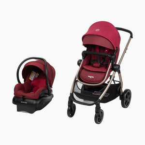 Maxi-Cosi Zelia2 5-in-1 Modular Travel System with Mico 30