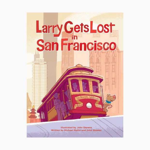 Larry Gets Lost in San Francisco