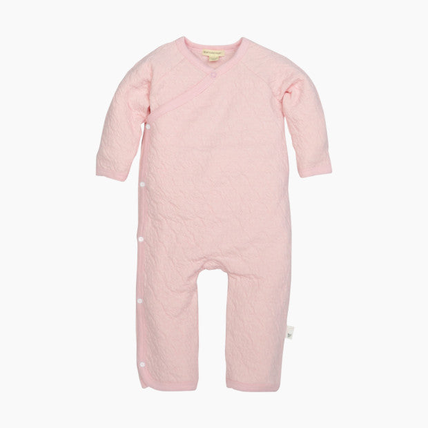 Burt's Bees Baby Organic Quilted Bee Kimono Coverall