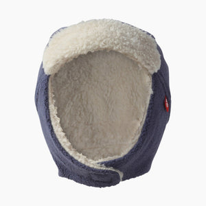 Zutano Furry Fleece Trapper Hat