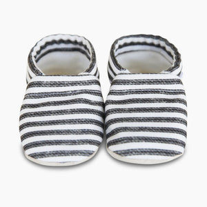 Clamfeet Cotton Canvas Moccasins