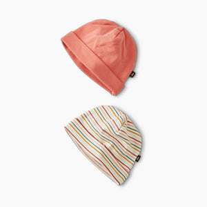 Tea Collection Baby Hat (2 Pack)