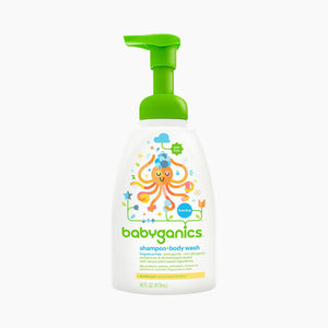 Babyganics Conditioning Shampoo + Body Wash