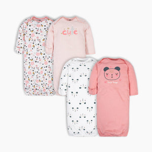 Gerber Gown (4 Pack)