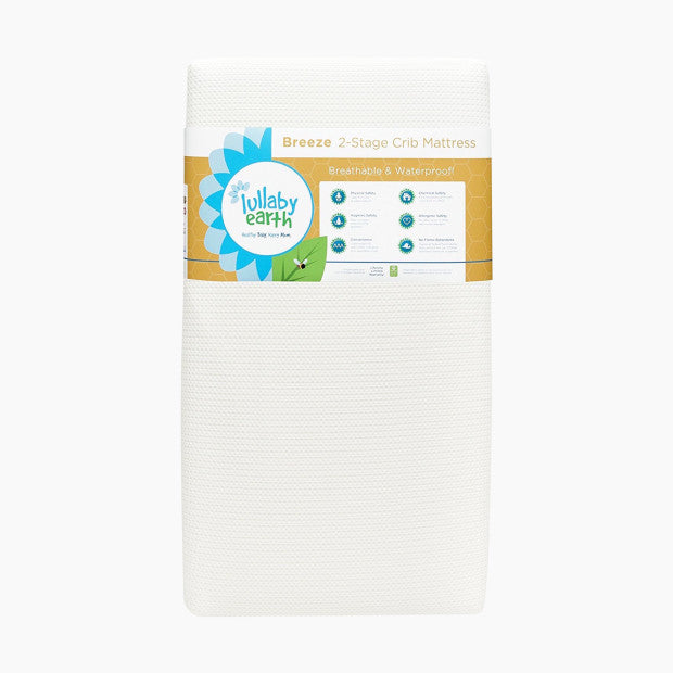 Lullaby Earth Breeze Crib Mattress