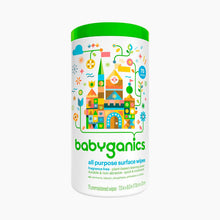 Load image into Gallery viewer, Babyganics All Purpose Surface Wipes