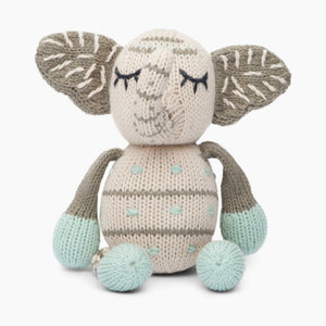 Finn + Emma Organic Cotton Rattle Buddy