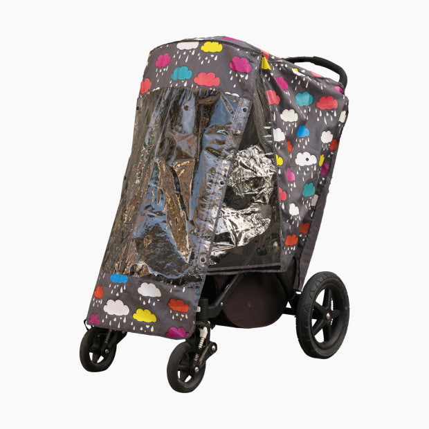 Rosie Pope Color-Changing Stroller Rain Cover