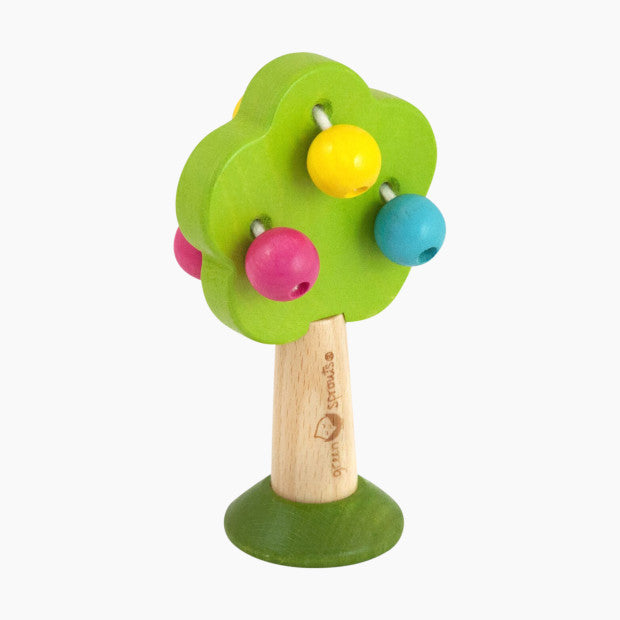 GREEN SPROUTS Sustainable Wood Rattle