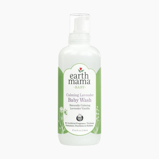Earth Mama Calming Lavender Baby Wash