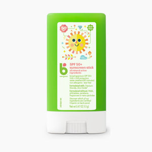 Babyganics Pure Mineral Sunscreen Stick 50+ SPF