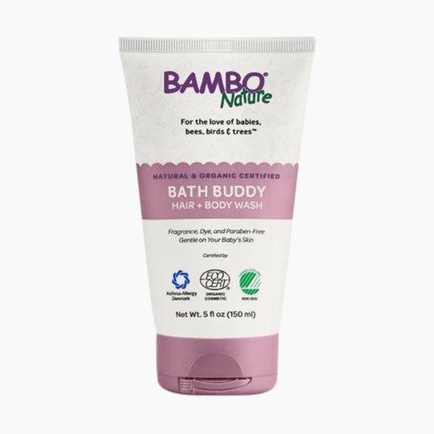 Bambo Nature Bath Buddy Shampoo & Body Wash