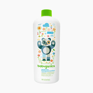Babyganics Alcohol-Free Foaming Hand Sanitizer Refill