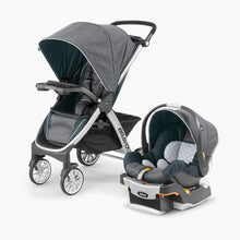 Load image into Gallery viewer, Chicco Bravo Trio Travel System