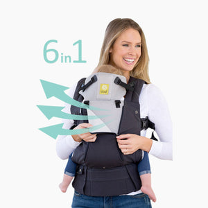 lillebaby Complete All Seasons 6-in-1 Baby Carrier