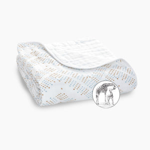 Aden + Anais Cotton Muslin Dream Blanket